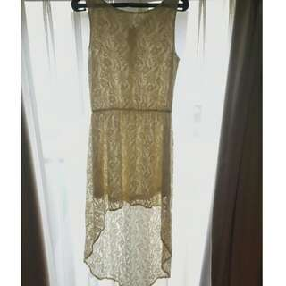 Colorbox Lace Dress Size M
