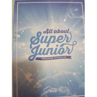 All about Super Junior (Treasure within us)