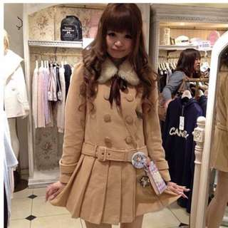 And Rouge 洋裝式外套