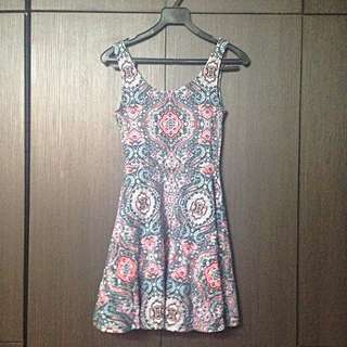 Cotton On Flare Dress