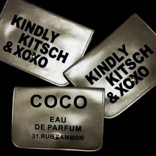 KINDLY KITSCH & XOXO Sling Bag