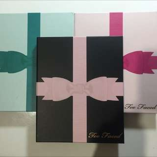 ON HOLD Too Faced - LE GRAND CHATEAU (Limited Edition)