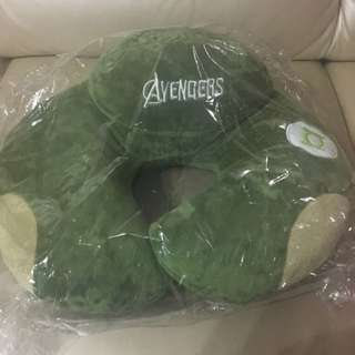 BN Avengers Neck Pillow Cushion