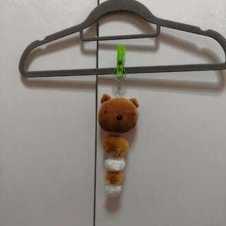 動物鑰匙圈/吊飾