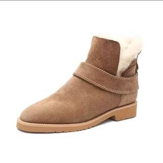 適合雪國的北海道雪靴(兩穿)