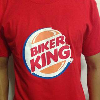 Biker Spoof Shirts
