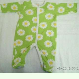 Footed Sleeping Suit