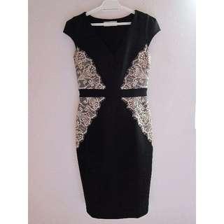Dorothy Perkins Bodycon Midi Dress