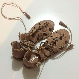 Sandals Pending *