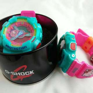 G-Shock Dual Time 300 only