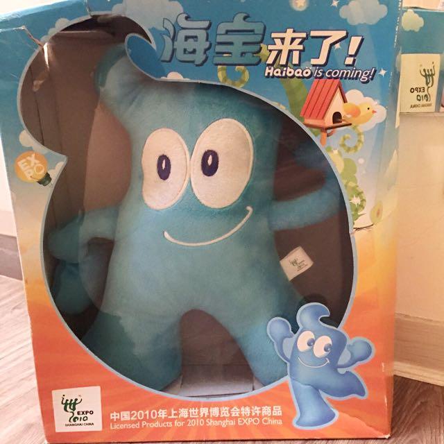 上海世博吉祥物海寶