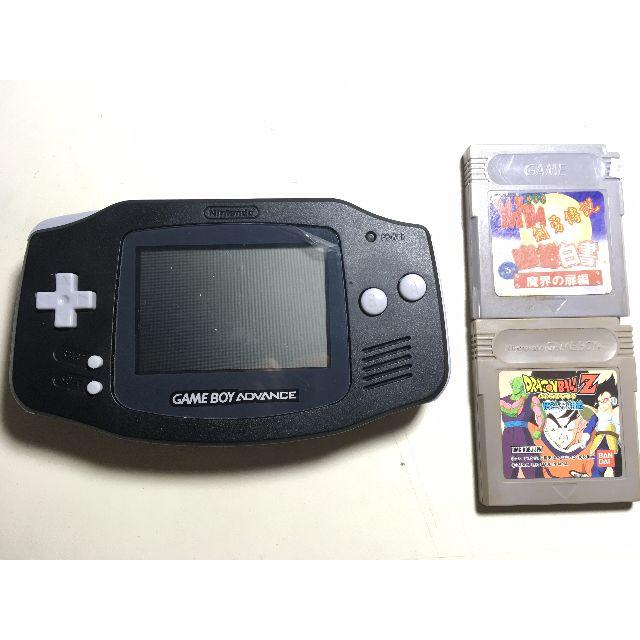 任天堂 Gameboy Advance 黑