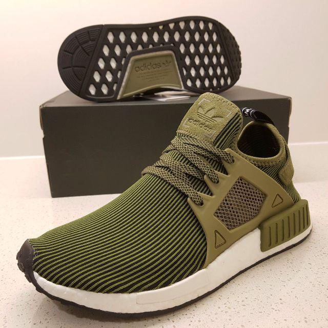 Adidas NMD XR1 Olive Green