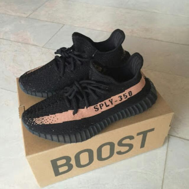 Adidas Yeezy v2 Copper Size US 6.5