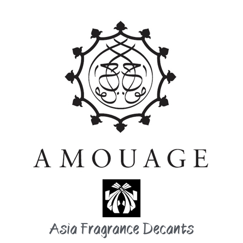 2ml Amouage decant in glass spray