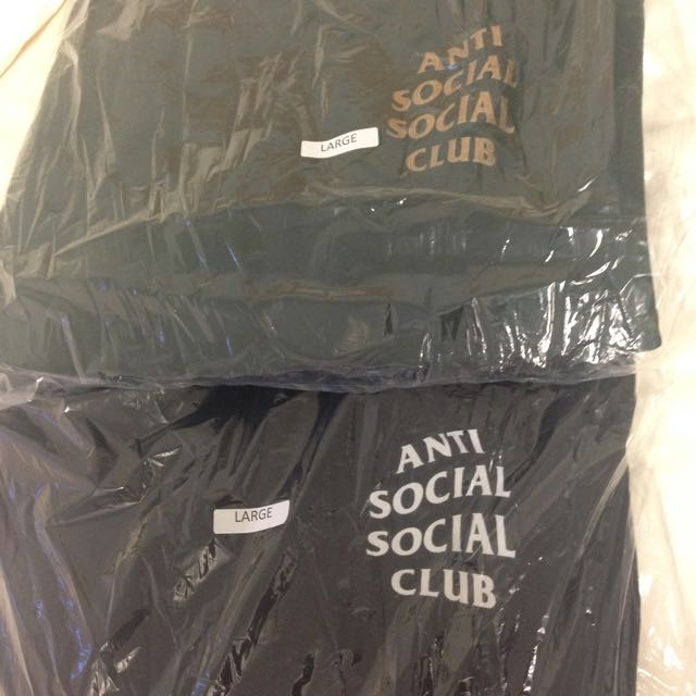 ASSC Hoodie Size Large
