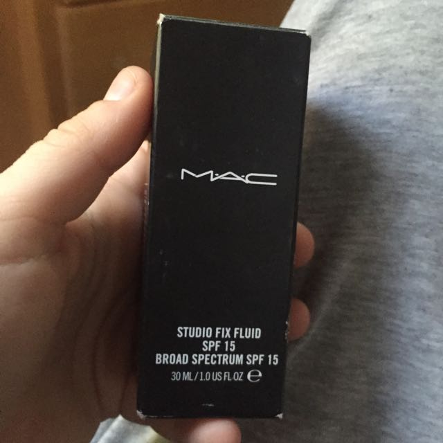 Authentic Mac Foundation