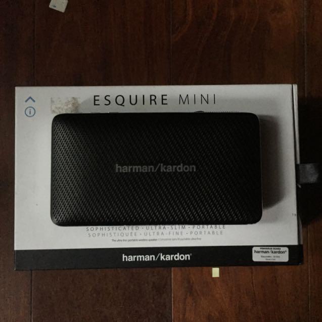 Bluetooth Portable Speaker Harman Kardon