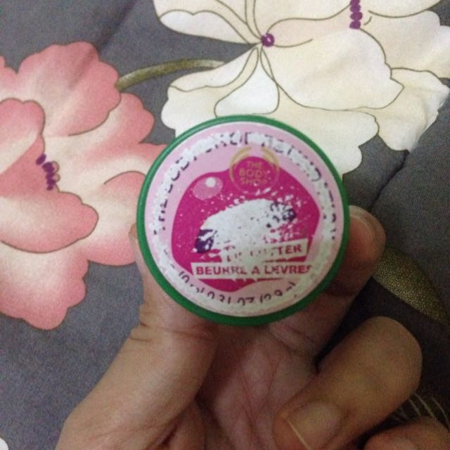 Body Shop Lip Butter
