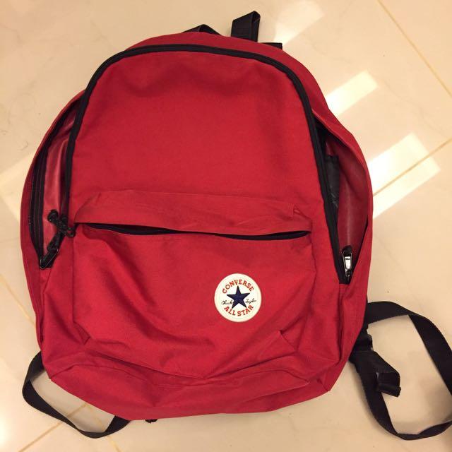 56f8a187bcd9 Converse School Bag