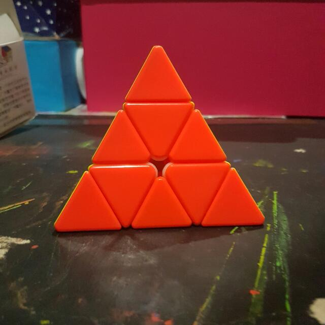 Cyclone Boys Pyraminx  For sale only  need cash RUSH!!