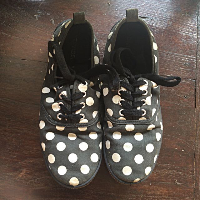 Divided by H&M Polkadot Shoes