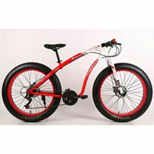 *Fat bike*   (PO)FREEDOM FAT BIKE