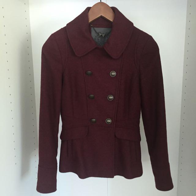 Forever New Jacket Size 6