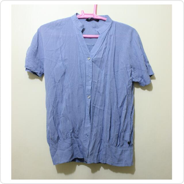 Freego Blue Top