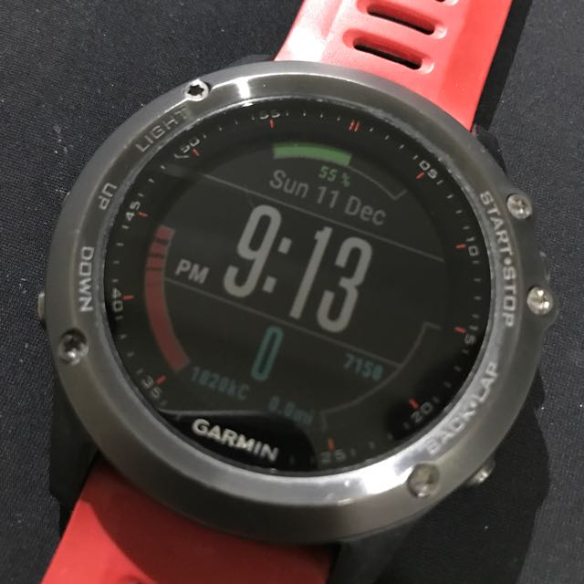 Garmin Fenix 3 Sports GPS Watch