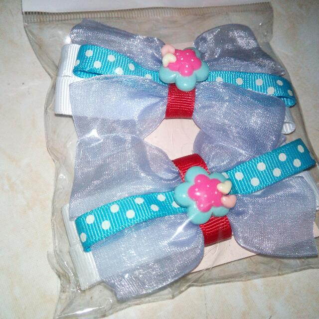 Handmade Hair Accessories For Girls