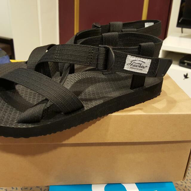 Hawkins 涼鞋 9號 9.5上下尺寸可穿 原價1580元 只穿一兩次便宜賣 500元出售