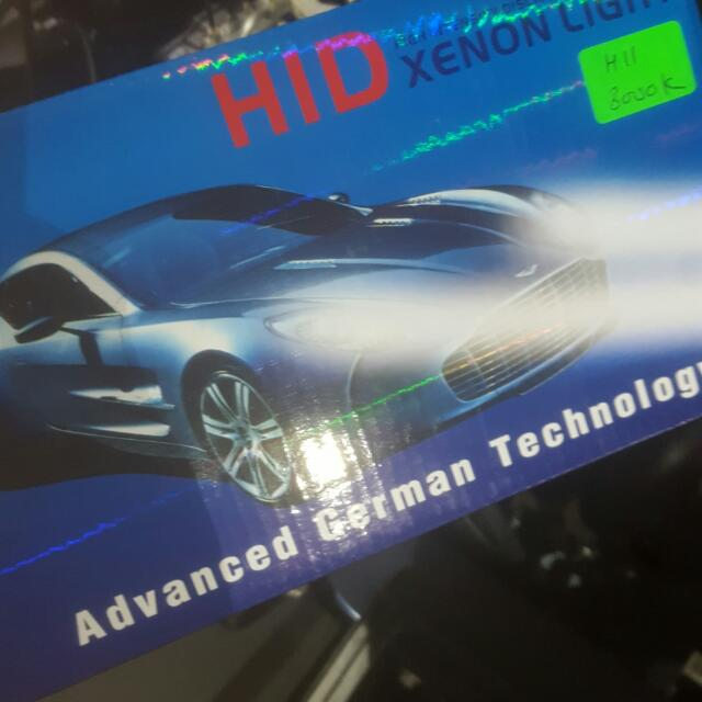 Hid Kit German Tech