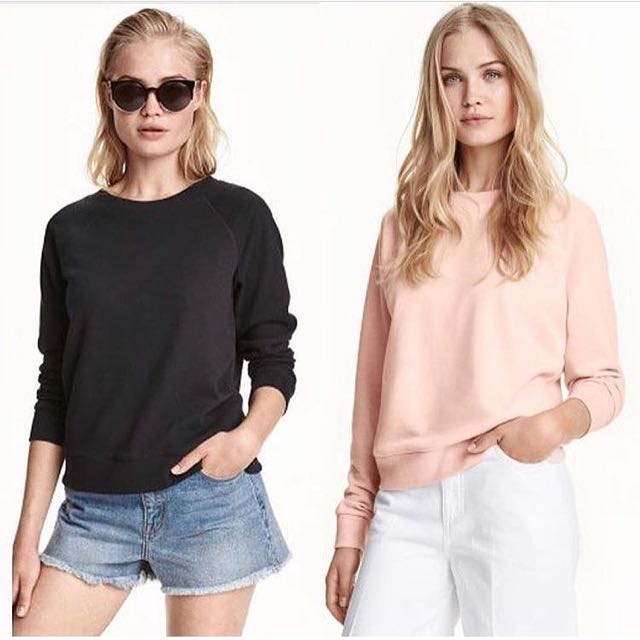 H&M basic sweatshirt