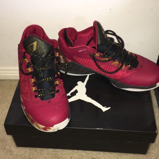 Jordan CP3.VIII Christmas Edition