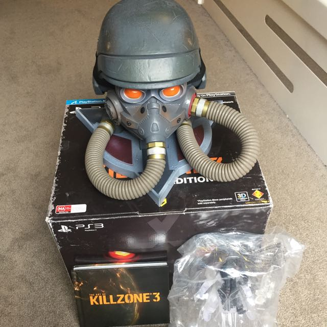 Killzone 3 Helghast Edition PS3 New