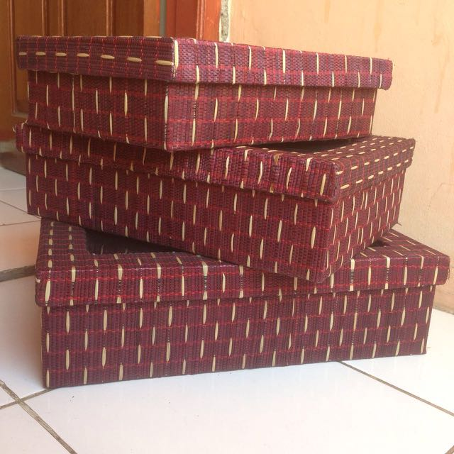 Kotak Untuk Seserahan Tunangan