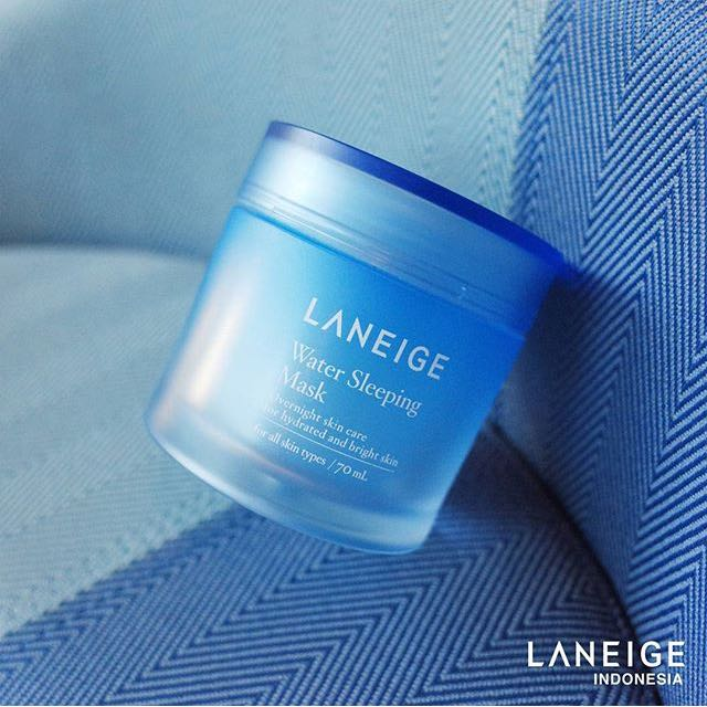 Laneige sleeping water mask