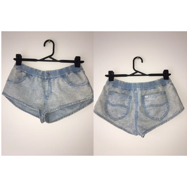 Lee Shorts Size 8