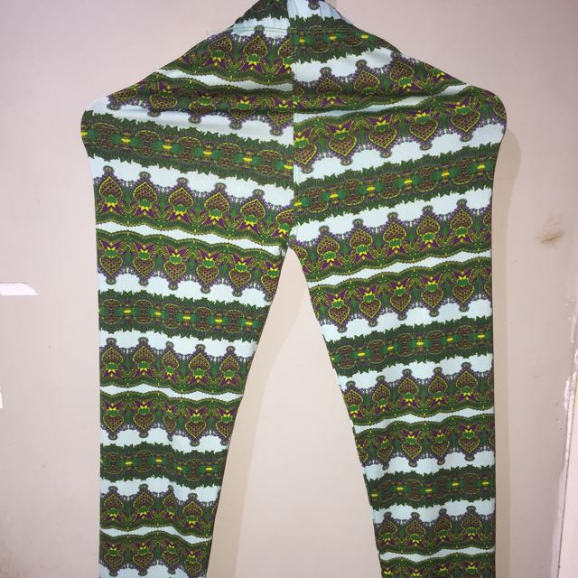 Legging Green - Fit To L