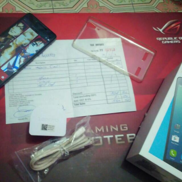 Lenovo A6010 Plus Waranty Lagi 11 Bulan Mobiles Tablets