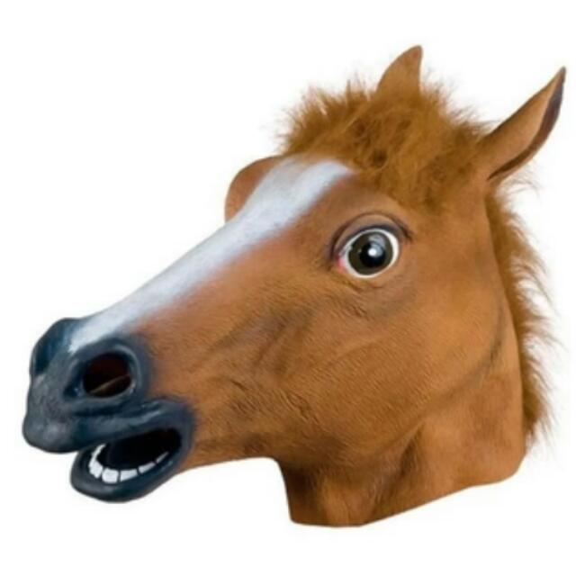 LOOKING FOR HORSE HEAD MASK COSTUME