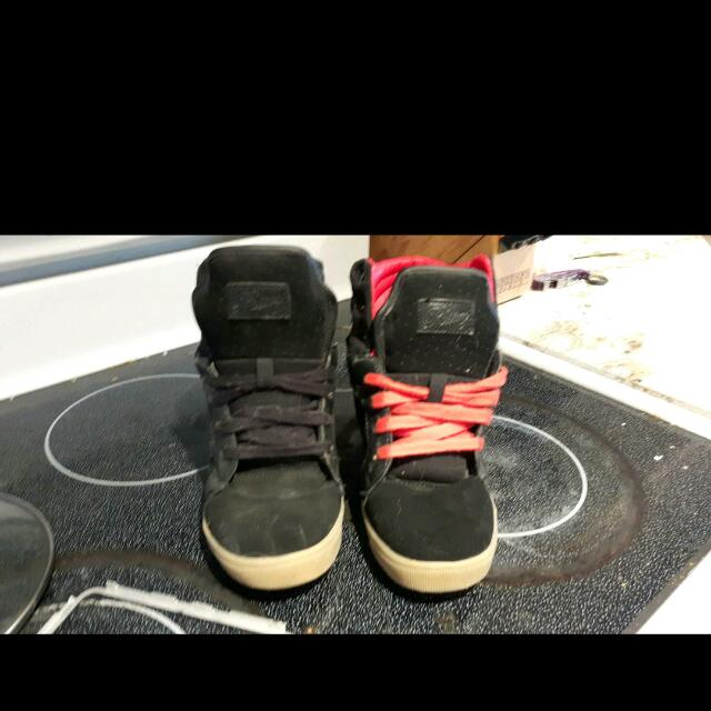 Love Pastry Sneaker Heels
