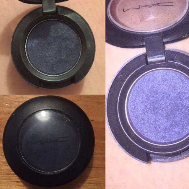 "Mac ""contrast"" Eyeshadow"