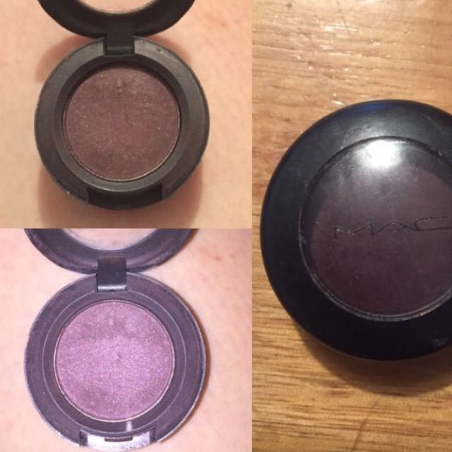 "Mac Eyeshadow ""sketch"""