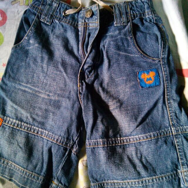 Mickey Mouse Brand Short