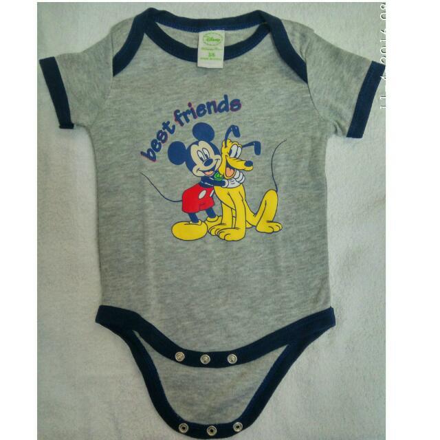 Mickey Mouse Onesie/Romper