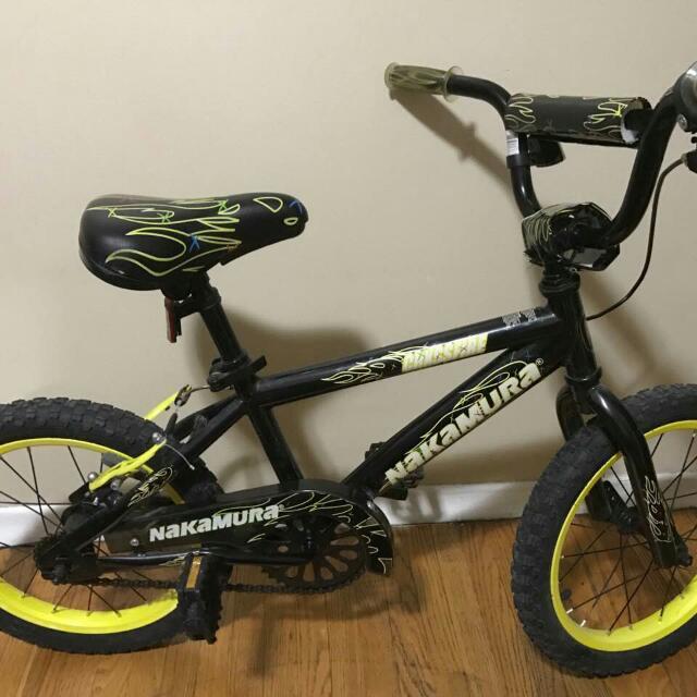 """Nakamura Crossfire 16"""" Bike"""