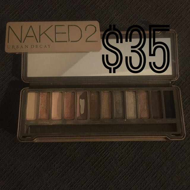 Naked 2 Pallette