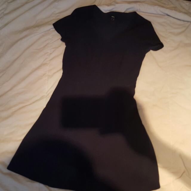 Navy Blue Dress Size 10 From Mexx